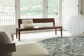 Bedroom Bench With Back Bedroom Beautiful Bedroom Bench For Extra Comfortable Near Your