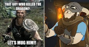 Skyrim Meme - fus ro dank skyrim memes that are too hilarious for words