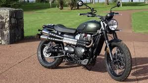 triumph motocross bike triumph scrambler 900 is ready to ramble stuff co nz