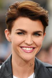 the top pixie haircuts of all time short cuts ruby rose and