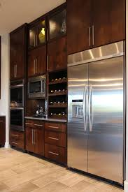 Best Kitchen Cabinets W Paint And Stain Images On Pinterest - Slab kitchen cabinet doors