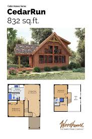 True Homes Floor Plans We Love Log Cabins Too But We Don U0027t Love The Maintenance Involved