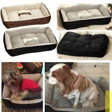 canapé lit pour chien style 6 taille maison pet confortable canapé lit pour chien maison