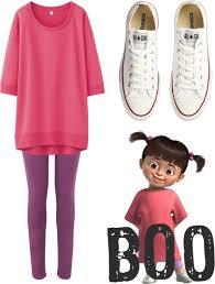 Nerd Halloween Costumes Girls Kids Disney Fans Simple Easy Halloween