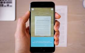 Business Card Evernote Scannable For Ios Released By Evernote To Easily Scan Documents