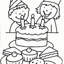birthday cake for jesus coloring page archives mente beta most