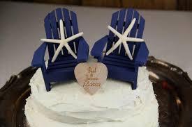 chair cake topper starfish cake topper starfish wedding cake chair cake