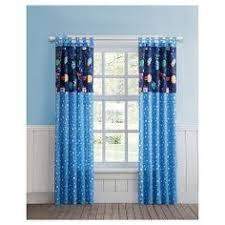 Boys Space Curtains 63