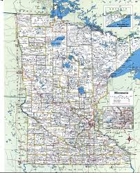 Map Of Minnesota Cities Topographic Map Of Minnesotafree Maps Of North America