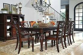 Bradford Dining Room Furniture Collection Ashley Furniture Barbados Porter Dining Collections Redefining