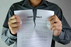 Notice Of Termination Of Notice Of Commencement by Termination Of Services Agreement Mad Capper Marketing Mad