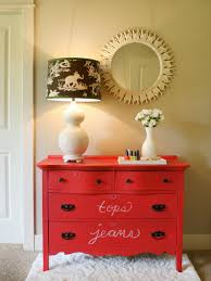 Update A Dresser 12 New Uses For Old Furniture Hgtv