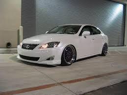 white lexus is 250 vis250p pearl purple work rezax lexus is forum