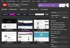 New Blogger Themes Professional Blogspot Templates Themes Templates