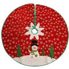 aliexpress com buy 85cm red christmas tree skirt xmas holiday