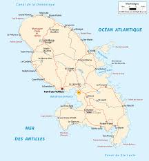 St Martin Map Martinique Map Image Gallery Hcpr