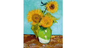 bbc culture van gogh u0027s sunflowers the unknown history