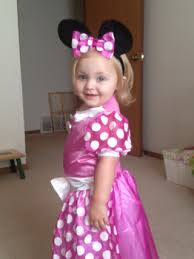 Minnie Mouse Halloween Costume Toddler Disney Minnie Mouse Clubhouse Halloween Costume Review Bargain