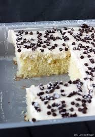cannoli poke cake life love and sugar