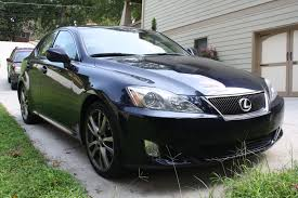 black lexus 2008 lexus is 250 4d sedan diminished value car appraisal