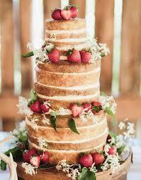 wedding cake no icing rustic wedding inspiration wedding cake cake and flowers