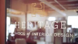 heritage school of interior design portland oregon