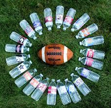 free printable sec college football water bottle labels auburn