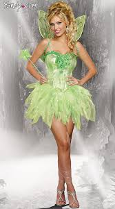 Tinkerbell Halloween Costumes Fairy Halloween Costumes