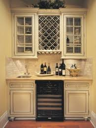 built in wine bar cabinets wooden built in wine rack could be part of a cabinet in
