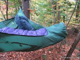 amok equipment draumr 3 0 hammock system review section hikers