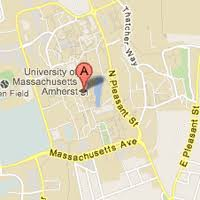 amherst map cus maps the robsham memorial center for visitors umass amherst