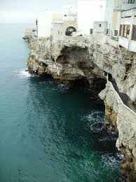 check out grotta palazzese an amazing restaurant in bari italy