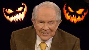 pat robertson says halloween is satanic druid hit dp youtube