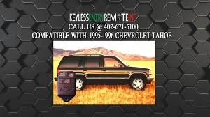1995 jeep battery how to replace chevrolet tahoe key fob battery 1995 1996