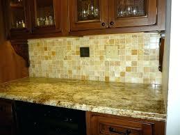 Kitchen Backsplash Ideas With Black Granite Countertops Backsplash Ideas For Granite Countertops Flamed Black White