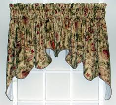 Waverly Window Valances by Window Toppers Drapery Bedding And Pillows Thecurtainshop Com