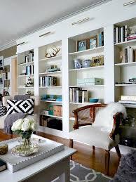Whole Wall Bookshelves Bhg Style Spotters