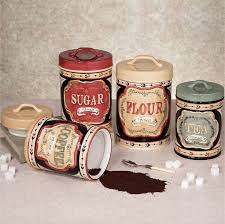 themed kitchen canisters 68 best canisters images on kitchen ideas kitchen