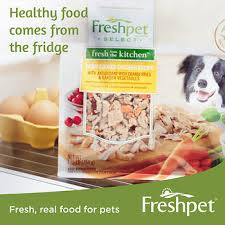 Healthy Kitchen Dog Food by Freshpet Select Fresh From The Kitchen Home Cooked Dog Food 4 5