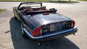 1990 jaguar xjs convertible v12 car consign