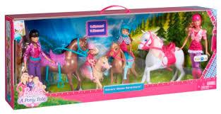 barbie u0026 sisters pony tale horse adventure toys