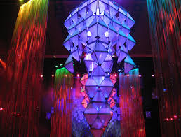 diamond chandelier diamond chandelier rental backdrops rental decor from atomic
