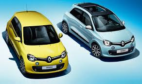 2015 Renault Twingo Open Roof Wallpaper African Beaches