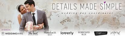 Day Of Wedding Coordinator Day Of Wedding Coordinator Nj Details Made Simple