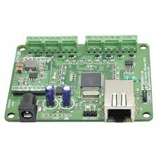 16 channel ethernet gpio module with analog inputs numato lab