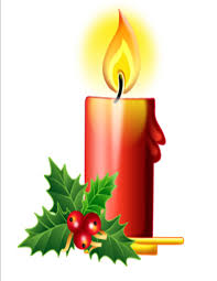 of christmas candles