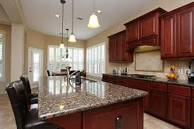 cherry cabinets with light granite countertops cherry cabinets granite countertops functionalities net