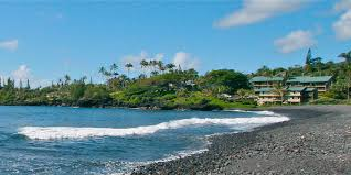 Beach House Rentals Maui - oceanfront hana vacation rentals at hana kai maui condos