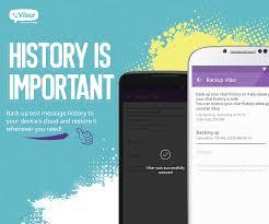 backup and restore viber chats using viber backup android ios