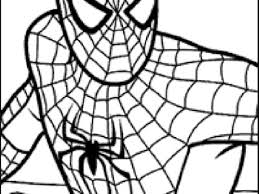 emejing coloring pages spiderman symbol pictures podhelp